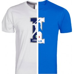 T-shirt Italia Team Player